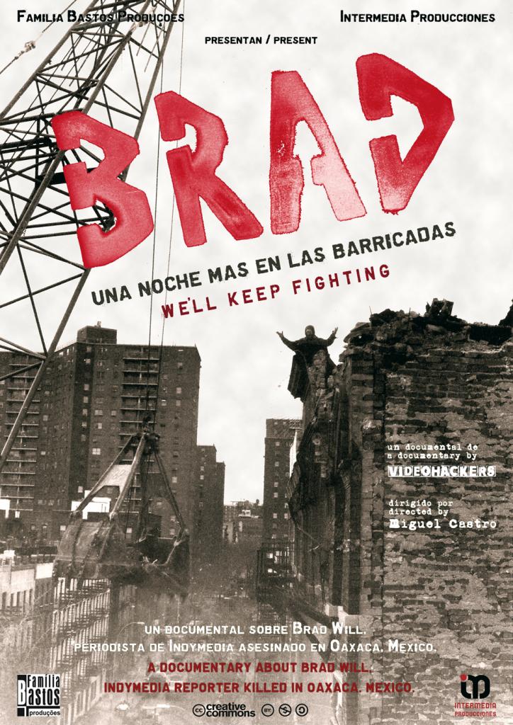Brad Una noche más en las barricadas